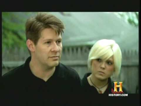 "MRIPA appears in segment on UFO Hunters episode ""Dark Presence"" investigating OBOL's w/ MUFON"