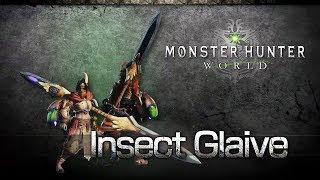Видео к игре Monster Hunter: World из публикации: Оружие в Monster Hunter: World