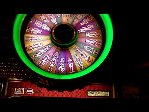 """Wynn Megabucks"" Slot Bonus – Wynn Las Vegas"