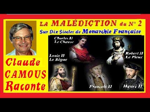 La Malédiction du numéro 2 sur dix siècles de Monarchie Française: