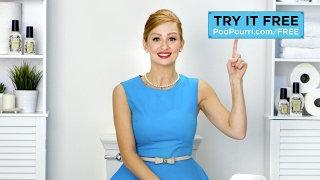 #SaveYourRelationshitsYES Poo~Pourri is a real product, and YES it really works—guaranteed! You can buy it at PooPourri.comPOO~POURRI TOILET DEODORIZERSPeople will try a LOT of things to save their relationships—faking interest in each others' hobbies, spicing things up, getting a puppy, (failing at) helping around the house... For most of us, they DON'T work (if one of these methods DID in fact save your relationship, then GO you!). So what DOES work? Poo~Pourri! Poo~Pourri is the ORIGINAL Before-You-Go Toilet Spray that removes the odor from pooping—seriously. Poo~Pourri is THE ONE for #2. There are hundreds of reviews from couples stating that Poo~Pourri has, in fact, saved their marriage. After all, the couple that sprays together stays together!HOW IT WORKSWhen you spray Poo~Pourri into the bowl BEFORE-you-go, our proprietary formula creates a protective barrier on the water's surface that traps odors beneath the surface and keeps them out of the air. All you'll smell is a refreshing bouquet of essential oils! How romantic…IT'S ONLY NATURALPoo~Pourri does more than just improve air quality— it's environmentally friendly. Our secret blends use essential oils to eliminate bathroom odors, making it safe for the planet and your septic systems.UNCONDITIONAL STINK-FREE GUARANTEESound too good to be true? We're so sure you'll love it, we even offer an unconditional money back STINK-FREE GUARANTEE. Go ahead… join millions of happy customers who've tried Poo~Pourri for fun and keep using it because it really works!For press inquiries email press@poopourri.comCREDITS:Director: Nicole StoryWriter: Nicole StoryProducer: Tess KellyDirector of Photography: Brandon ChristensonProduction Company: Number Two ProductionsPoo~Pourri CEO: Suzy BatizProduction Designer: Lindsey JuckemArt Director: Sam DemkeHair & Make-up Artist: Becky SwaseyWardrobe Stylist: Kacie SeamonsPOST-PRODUCTION: POST OP Editor: Adam Henderson Colorist: Mike Jensen Sound Design/Mixing: Glenn Ferguson Finishi
