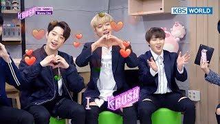 Video Today's GUEST : WANNA ONE_Part.2, N.Flying [KBS World Idol Show K-RUSH2 2017.12.15] MP3, 3GP, MP4, WEBM, AVI, FLV Desember 2017