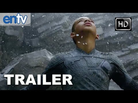 After Earth (2013) - Official Trailer #1 [HD]: M. Night Shyamalan, Will and Jaden Smith