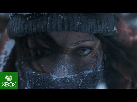 Lara Croft Returns in Rise of The Tomb Raider