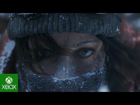 Lara Croft Returns in Rise of The Tomb Raider