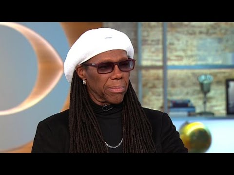 Nile Rodgers reveals 2017 Songwriters Hall of Fame inductees