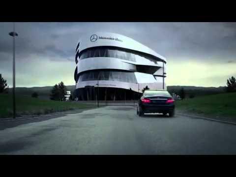 Mercedes-Benz E-class Реклама Mercedes-Benz E-Class Coupe 2010