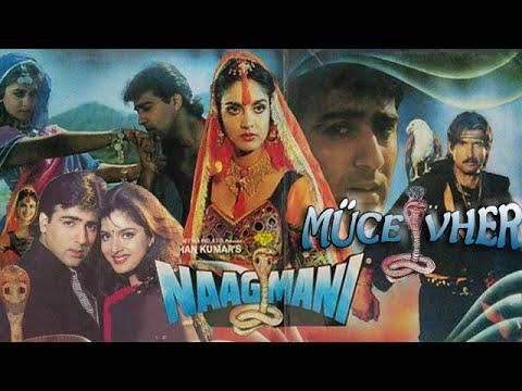 Naag Mani - Mücevher  -1991- HD ( Türkçe Dublaj Hint Filmi )