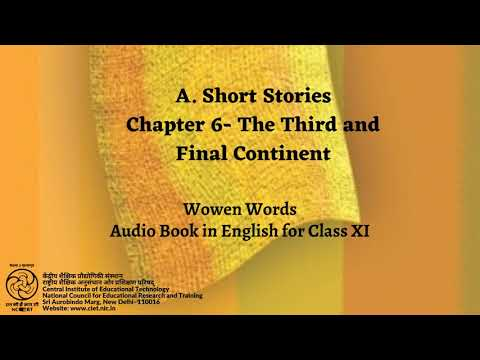 Chapter 6- The Third and Final Continent