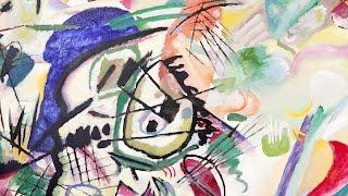 Komposition 7 - Kandinsky, Marc & Der Blaue Reiter