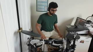 Here is the drum cover for the recent song Ik Vaari Aa from the movie Raabta. Please check out my other videos and ...