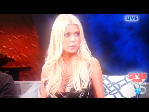 In This Video, Tara Reid Doesn't Really Understand Sharks