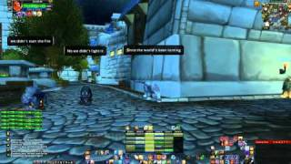 World First World Of Warcraft Lib Dub: We Didn't Start The Fire By Billy Joel