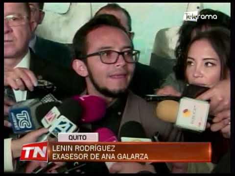 Asamblea creará comisión para investigar a Galarza