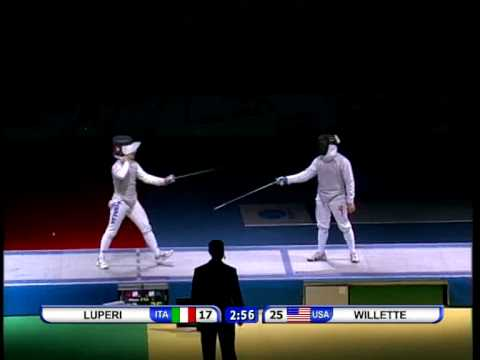 fencing - Junior Fencing World Championships 2010 Baku, Azerbaijan Mens Foil Team - Gold Medal Match ITA vs USA ITA (Francesco TRANI, Edoardo LUPERI, Lorenzo NISTA, Da...