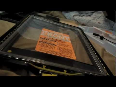BEST HD LIFEPROOF NUUD case for iPad unboxing, closeups, information, instructions, and review