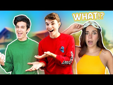 """SURPRISING PIERSON WITH HER """"CRUSH"""" BRENT RIVERA"""