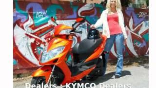 1. 2013 KYMCO Super 8 50 2T -  Specs motorbike
