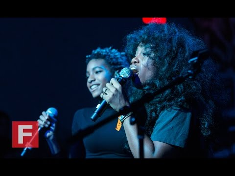 """Willow Smith and SZA, """"9"""" (Live at The FADER FORT)"""