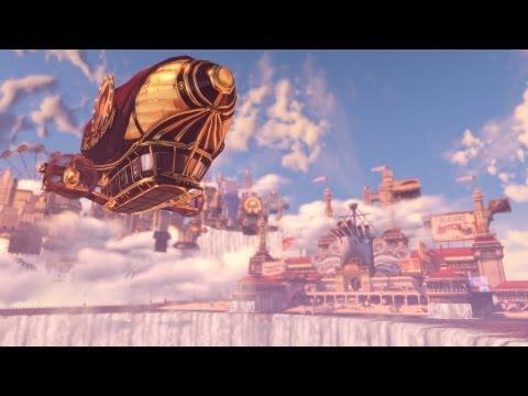 Bioshock Infinite City in the Sky Trailer