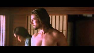 The Last Samurai - love scene [HD]