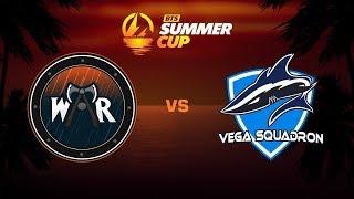 Wind and Rain против Vega Squadron, Вторая карта, BTS Summer Cup