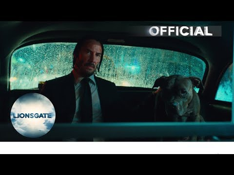 "John Wick: Chapter 3 - Parabellum - Clip ""Taxi"" - In Cinemas Now"