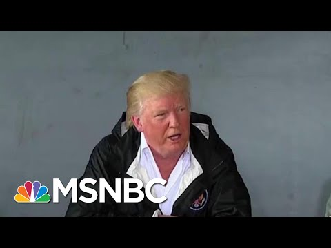 President Donald Trump Tried Withholding Disaster Relief Funds From Puerto Rico | All In | MSNBC