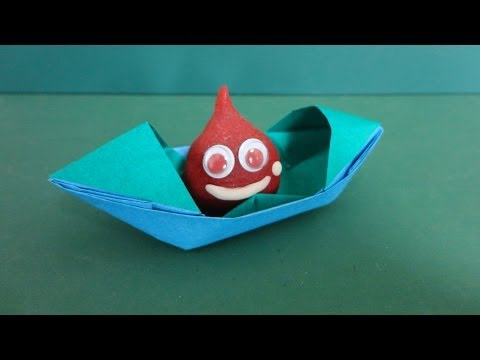 Boat Tutorial - 009 -- Boat with a cover