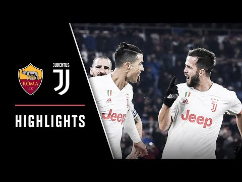 HIGHLIGHTS: Roma vs Juventus - 1-2 - Demiral's first Serie A goal!