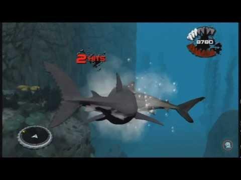 Jaws: Ultimate Predator Gameplay Wii