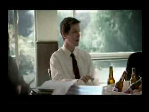 Bud Light - Meeting Super Bowl XLIII Commercial 2009