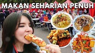 Video BEGAH POL! MAKAN BANYAK SEHARIAN TANPA HENTI MP3, 3GP, MP4, WEBM, AVI, FLV November 2018