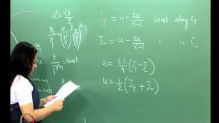 Mod-01 Lec-18 Lecture-18-Finite Wave Theory: An Introduction To The Method Of Characteristics