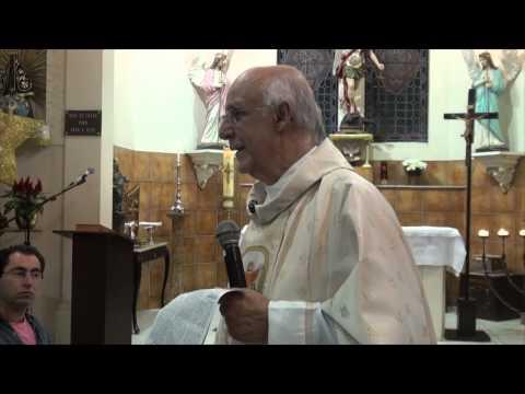 VÍDEO: Homilia do Pe. Julio no Domingo da Ascensão