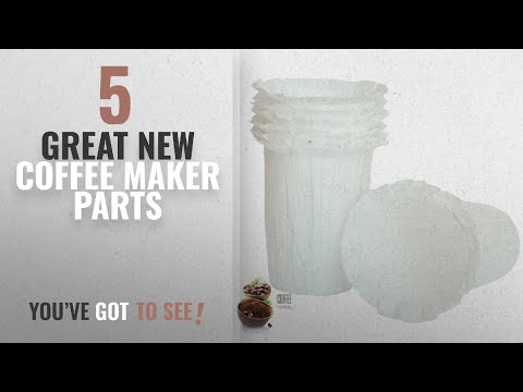 Top 10 Brbhom Coffee Maker Parts [2018]: BRBHOM Disposable Filters Paper K Carafe Filter Cups K
