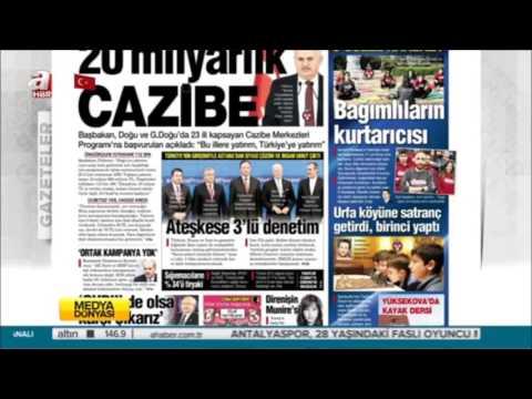 A Haber - Medya Dünyası - Türkiye Küçükler, Yıldızlar ve Emektarlar Şampiyonaları - 25 Ocak 2017