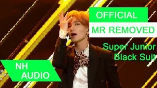 [MR Removed] Super Junior - Black Suit