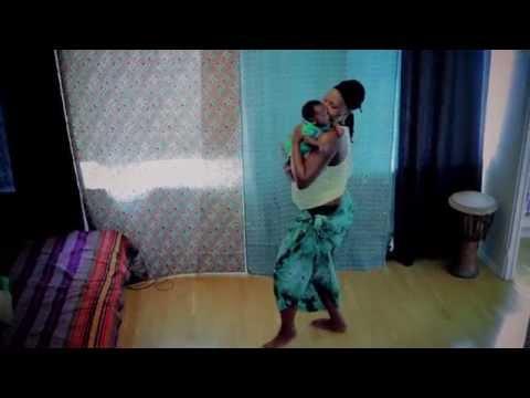 "Dancing with my new born baby -""Kuchi Kuchi"" - J'odie"