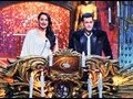 Salman Khan steams up Awards with Sonakshi Sinha at the Star Guild Awards