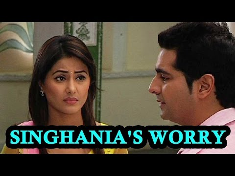 Niara leaves the entire Singhania family in worry!
