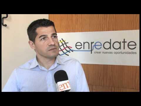 Diego Ortiz, técnico ADL Ayuntamiento Alcoy, Entrevista Enrédate Alcoy #
