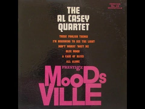 Al Casey ‎– The Al Casey Quartet