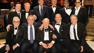 The greatest talk show guest ever, the greatest roaster ever, the last of the Rat Pack, Mr. Warmth -- Don Rickles. I swear that it's true,I love to do what I do.To share this laughter I give,For just a little love from you.