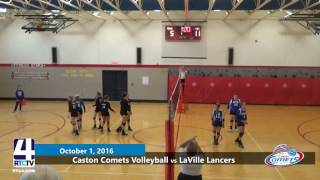Caston Volleyball vs LaVille Lancers