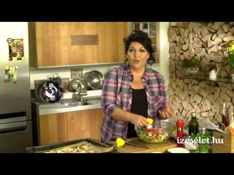 Citromos tavaszi saláta (fatus)