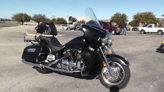 9. 005670 - 2002 Yamaha Royal Star Venture - Used Motorcycle For Sale