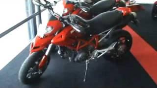 10. ducati hypermotard 2009