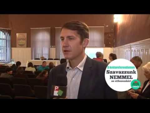 Pásztor Bálint: Minden magyarnak véleményt kell mondania október 2-án-cover