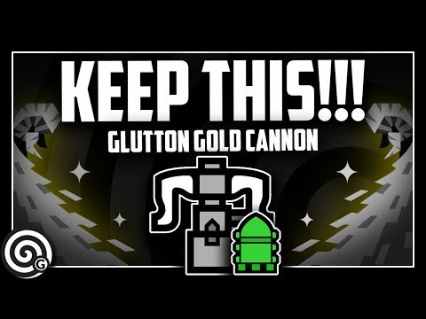KEEP THIS! - Glutton Gold Cannon - Weapon Guide | Monster Hunter World